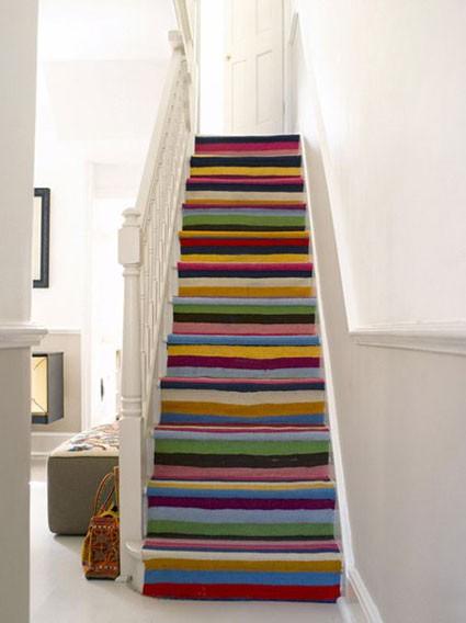 rainbow runner glitter inc. Black Bedroom Furniture Sets. Home Design Ideas