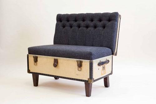 Astonishing Luggage Furniture Ideas - Best idea home design .