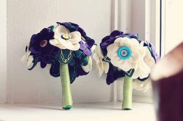 Ever the sucker for bouquets with staying power I instantly fell for these