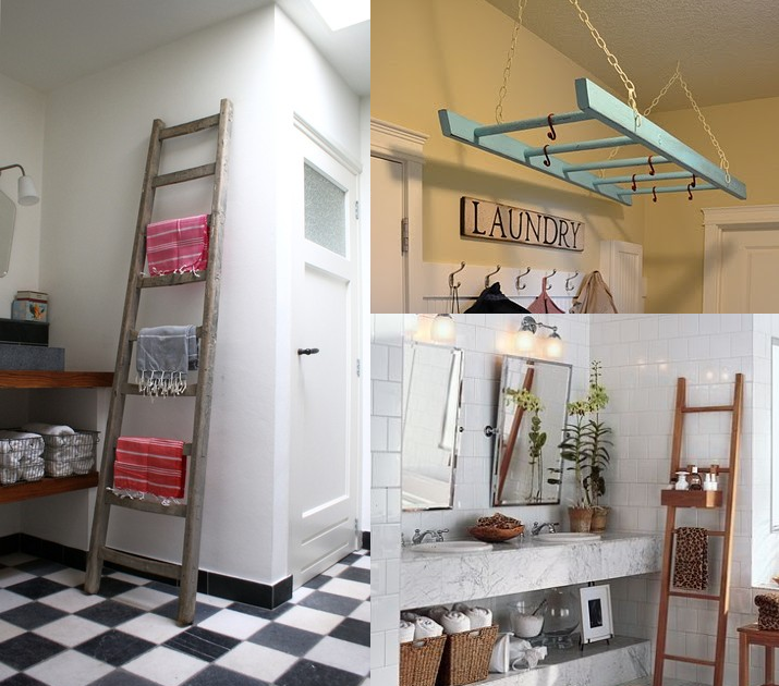 Ladder Décor | Glitter, Inc.Glitter, Inc.