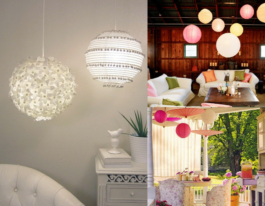 indoor decorating with paper lanterns glitter inc